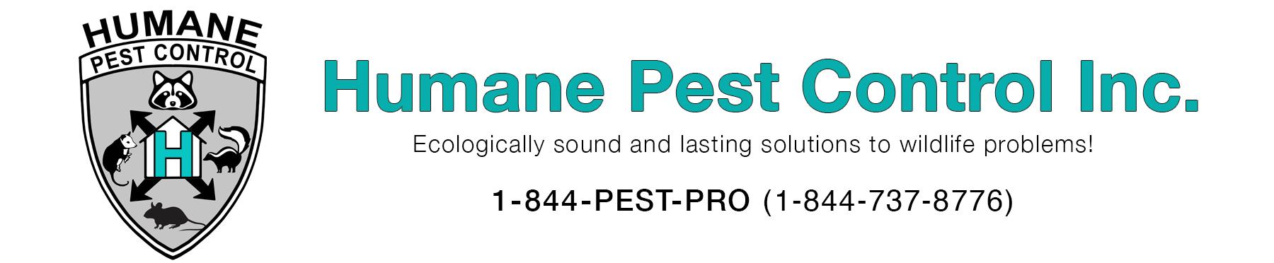 Humane Pest Control Inc